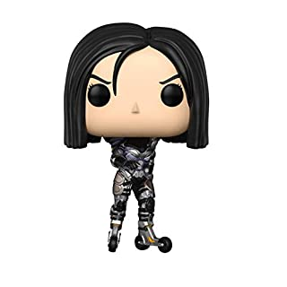 Funko 30336 POP Vinyl Battle Angel: Alita (Motorball), Multicolour, Standard