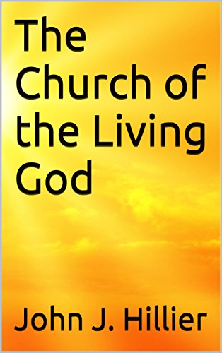 the-church-of-the-living-god-english-edition