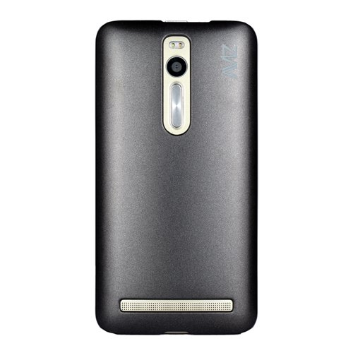 AVIZ Hard Back Case Cover for Asus Zenfone 2 - Black  available at amazon for Rs.99