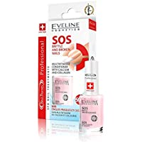 Eveline Cosmetics SOS Brittle and Broken Nail Treatment Multivitamin by EVELINE