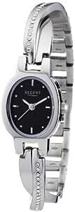 Regent Women's Quartz Watch 12220897 with Metal Strap