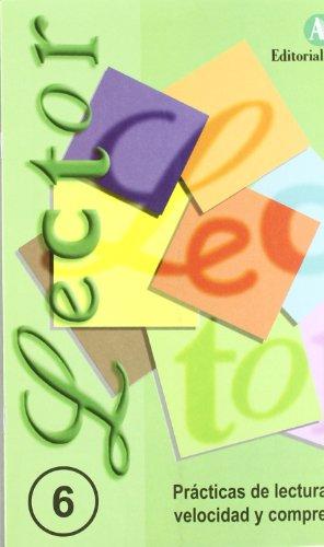 Lector. Prácticas De Lectura - Cuaderno 6 por Vv.Aa.