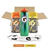 Gatorade Electrolyte Review and Comparison
