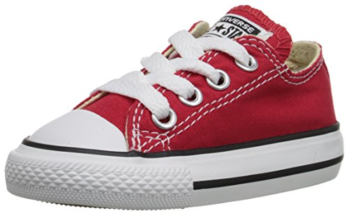 Converse Chuck Taylor All Star Core Ox, Baskets Basses Mixte Enfant