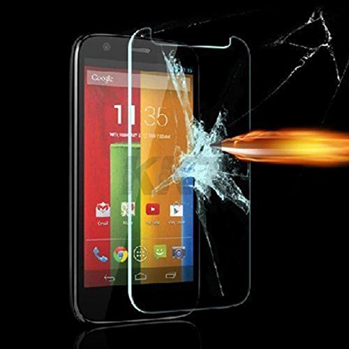 TEMPERED GLASS SHATTER PROOF SCRATCH GUARD PROTECTOR FOR MOTOROLA MOTO G
