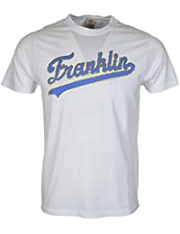 Franklin & Marshall Shirt Classic Fit Farbe White Herren Weiß