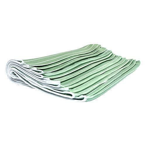 Bambus Expert® – Set mit 12 Mikrofasern Bambus – Spezial Pro – Polieren Sie alle glatten und empfindlichen Oberflächen – MwSt.