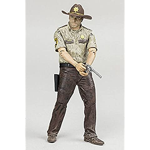 Star Images - The Walking Dead TV Serie 7, Action figure di Rick Grimes