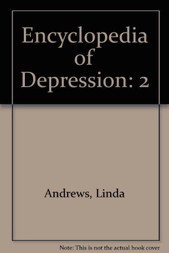 Encyclopedia of Depression par Linda Andrews