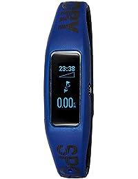 Superdry Fitness Tracker Digital Black Dial Men's Watch - SYG202UB