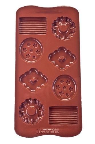 Silikomart 190085 Pralinenform Biscuits