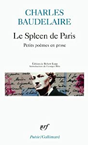 "Afficher ""Le spleen de Paris"""