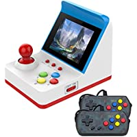 CXYP Mini Recreativa Arcade,3 Pulgadas 360 Juegos Consola de Juegos Portátil Retro Mini Arcade de Juegos portátil Retro Consola para Regalo de niños