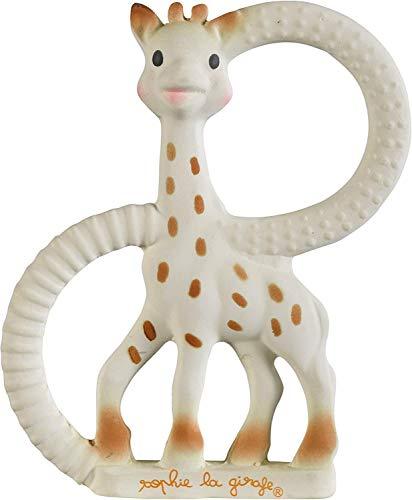 Vulli 200319 Sophie la girafe Beißring, 1 x 9 x 12 cm
