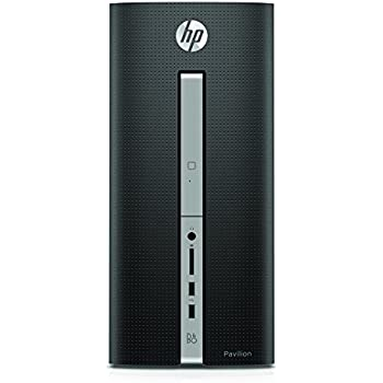 Hp pavilion 570 p036ns ordinateur de bureau intel core i3 7100 8 go de ram hdd 1 to - Ordinateur de bureau intel core i3 ...