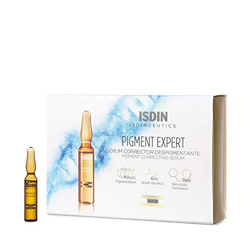 ISDINCEUTICS Pigment Expert Sérum de día Corrector Despigmentante con Acción Antimanchas - 30 ampollas