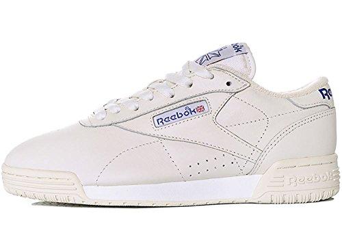 Reebok Exofit Lo Clean Black Bianco