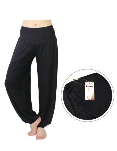 MLAN -  Pantaloni sportivi  - Donna Black