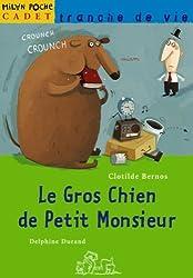 Le gros chien de Petit Monsieur