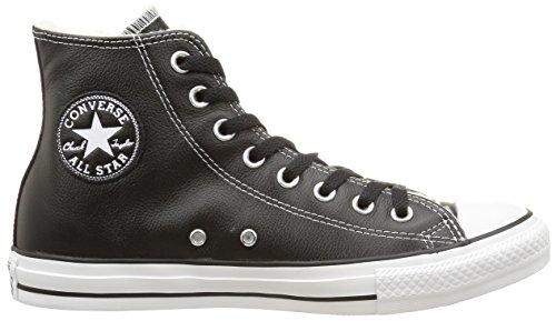 Converse - Ct Shear Lea Hi, Sneaker alte Uomo Nero (Noir/Blanc)