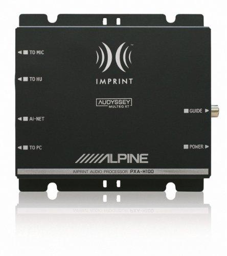 Alpine PXA-H 100 Kanäle