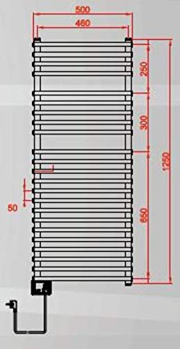 Handtuchwaermer-Badheizkoerper-Elektrisch-Badheizung-Bad-800-Watt-OKO-500-x-1274 - 8