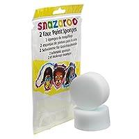 Snazaroo Face Paint High Density Sponge - 2 Pack