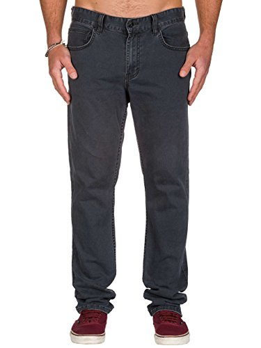 Herren Jeans Hose Globe Goodstock Skinny Jeans Coal