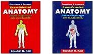 Exam Oriented Anatomy Above Diaphragm Questions and Answers (PB 2019) + Exam Oriented Anatomy Below Diaphragm