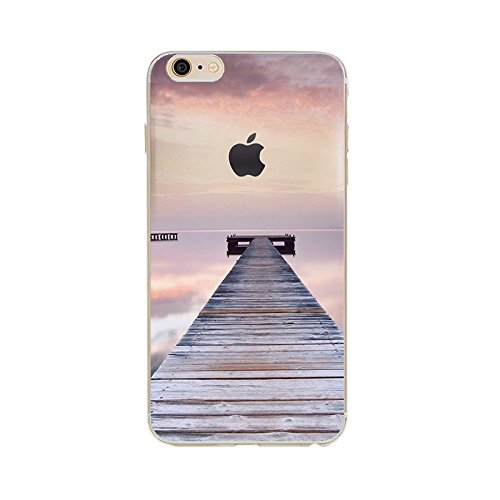 Crystal TPU Silicone Case for Apple iPhone 5 / 5S /iPhone SE JMEI-G