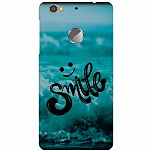 LeEco Le 1s Eco Back Cover - Smile Desiner Cases