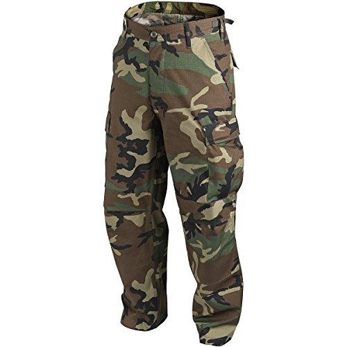 helikon-hombres-bdu-pantalones-us-woodland-algodon-ripstop-tamano-s-long