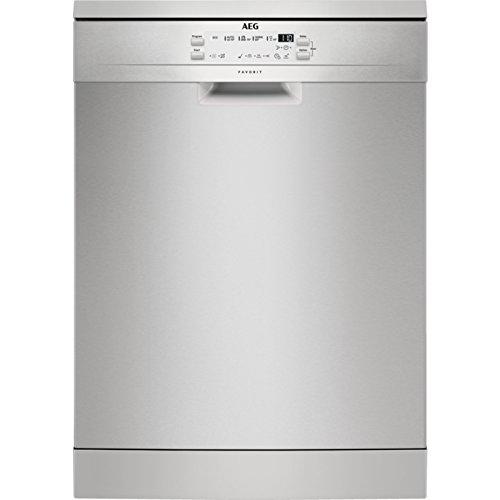 AEG FFB52600ZM lavavajilla Independiente 13 cubiertos