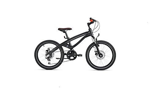 Original BMW Junior Cruise Bike Kinderfahrrad schwarz/rot - Kollektion 2016/2018 (Junior-bikes)