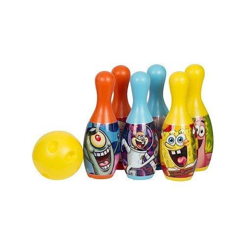 SpongeBob Schwammkopf - Bowling Set [UK Import]