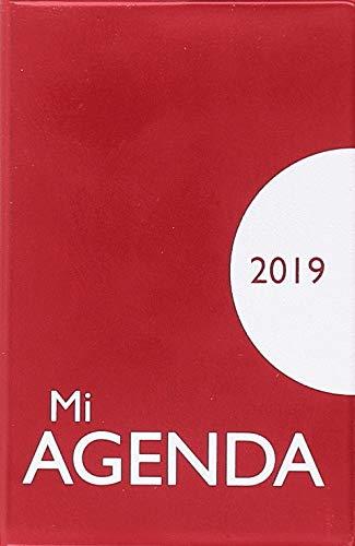 Mi agenda 2019: funda opaca (Calendarios y agendas)