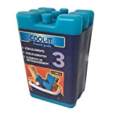 Megaprom 3 x 200ml Kühlakkus Kühlelement Ice Akku Kühltasche Kühlpack für Kühlbox Kühltasche