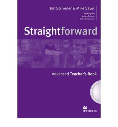 [(Straightforward Advanced: Teacher's Book Pack)] [Author: Jim Scrivener] published on (January, 2007)