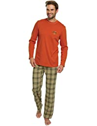 Italian Fashion IF Pijamas para Hombre Adam 0223