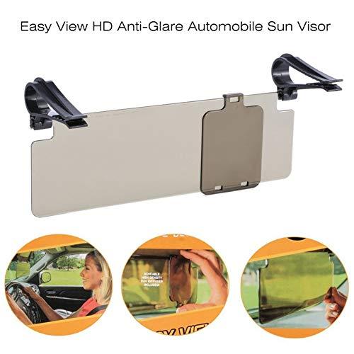 Auto Sonnenblendeverlängerung Tag und Nachtsicht Augenschutz Anti-Blendung Anti-Dazzle Windshield Extender