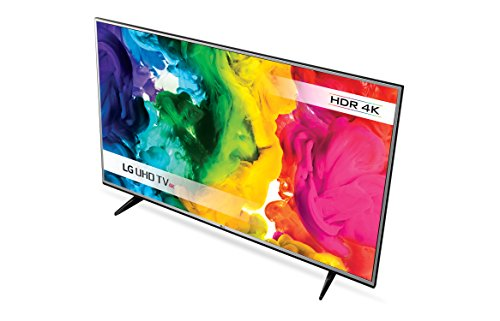 LG 55UH605V 55 inch Ultra HD 4K Smart TV WebOS  HDR Pro  Local Dimming  ColorPrime Pro  Ultra Surround  - Silver