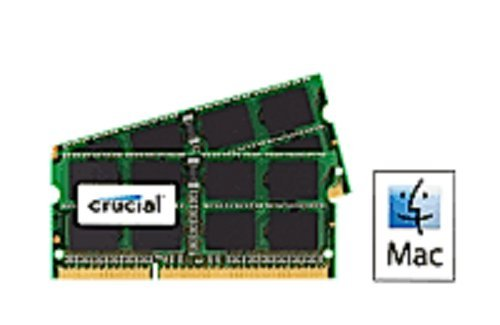 Crucial 32GB Kit (16GBx2) DDR3L 1866 MT/s (PC3-14900) SODIMM 204-Pin Memory for iMac 5K, 27-inch, Late 2015, CT2C16G3S186DM