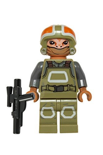 LEGO Star Wars : Minifigure Resistance Ground Crew with Blaster from Set 75102