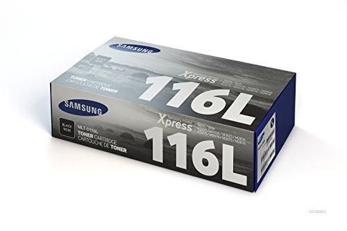 Samsung MLT-D116L Schwarz Original Toner (hohe Reichweite)