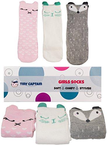 he Socken lang Kleinkinder rutschfeste rutschfeste Beinwärmer Walker Best Geschenke (Hausschuhe Für Mädchen Auf Verkauf)
