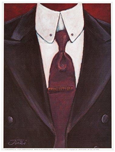 Eurographics JDP1204 Ponte de J., Dr. Karlik 18 x 24 cm, Hochwertiger Kunstdruck
