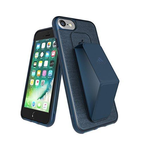 Image of adidas Running - Grip Case iPhone 7 Collegiate Navy - Handyhülle iPhone 7 / Smartphone Hülle iPhone 7 - Handy Case, TPU Schutzhülle für Jogging, Fitness & Sport usw.