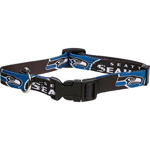 hunter-mfg-seattle-seahawks-dog-collar-medium