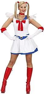 """WIDMANN Las señoras Manga marinero del traje de Medio Reino Unido 40/42""""de la marina de guerra del vestido de lujo del Mar"""