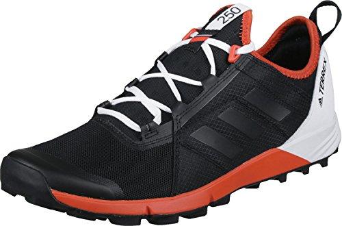 adidas Terrex Agravic Speed, Botas de Montaña para Hombre, Negro (Ner